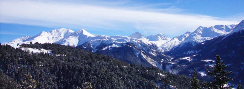 Aussois station de ski