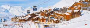 La station de ski de Val Thorens