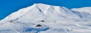 Station de ski les Contamines