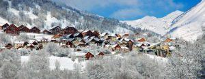 Vaujany Station de Ski