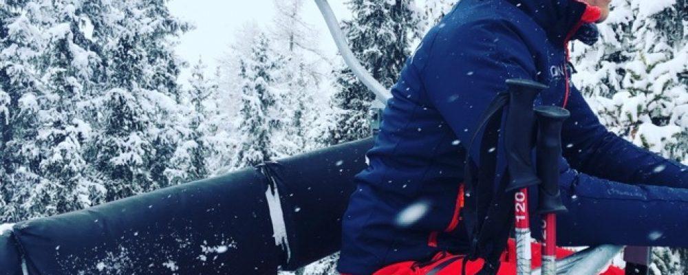Clipcann pour baton de ski