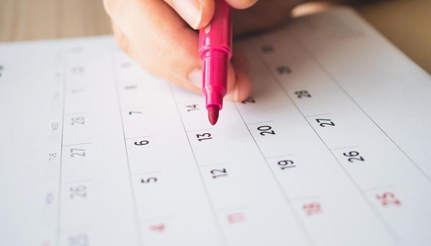 calendrier scolaire 2020/2021