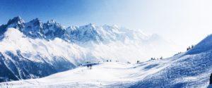Station de ski de Chamonix Mont-Blanc