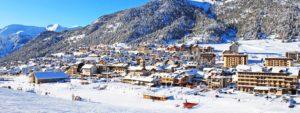 Montgenèvre Station de Ski
