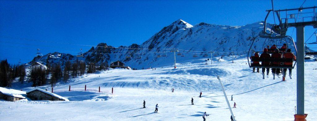 Peisey Vallandry Station de ski